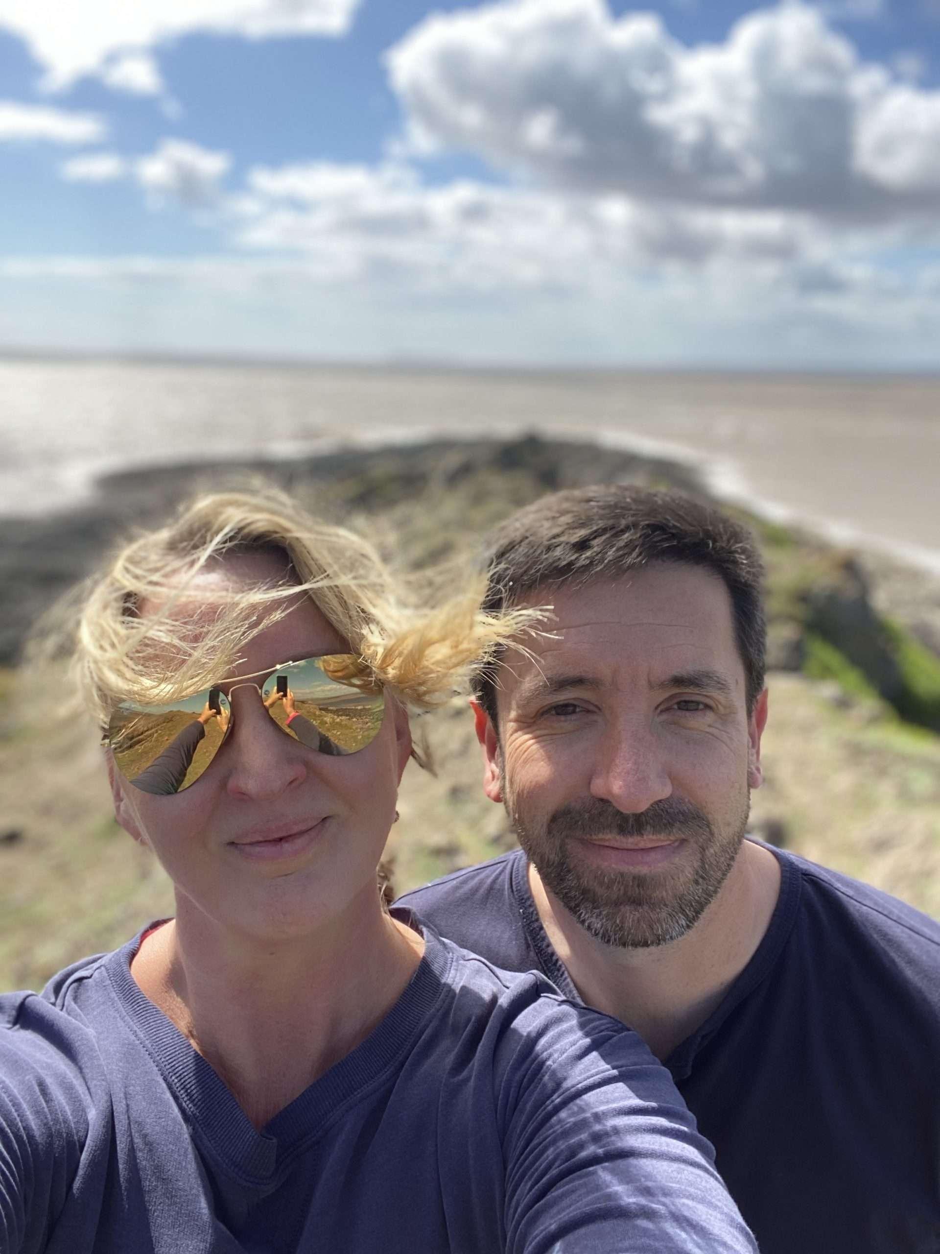 Alli & Dazzle at Sand Point